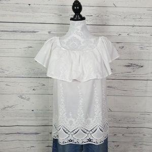 Boutique+ boho blouse